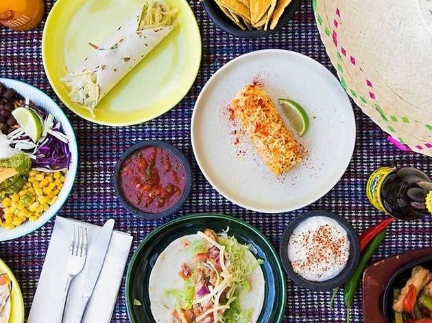 Taco Bill Mexican Restaurant Russell Street