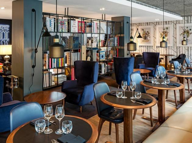 The Library Curated by Assouline - Afternoon Tea