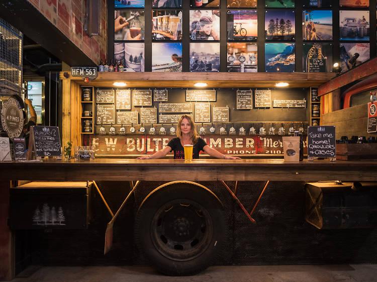4 Pines Truck Bar Brookvale