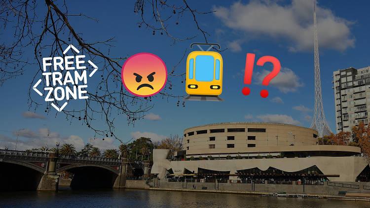 Arts Centre Melbourne free tram zone Time Out Melbourne