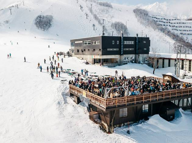 Winter music festival Snow Machine to debut at Hakuba ski resort in March 2020
