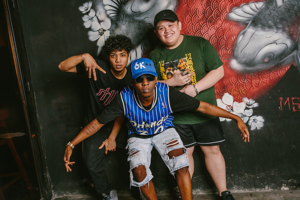 音樂專訪:本地小眾 hip-hop 在狹縫中的怒吼