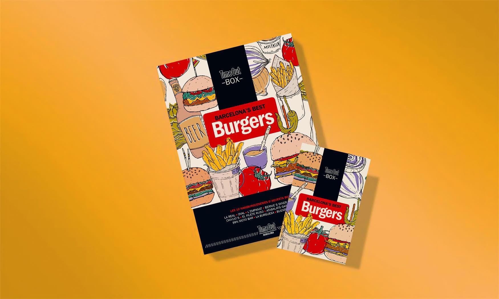 Time Out Box: 10 dels millors locals de burgers de Barcelona