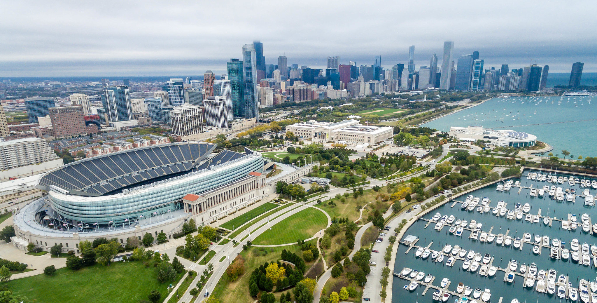 Soccer is coming back to the city when the Chicago Fire moves to Soldier Field in 2020