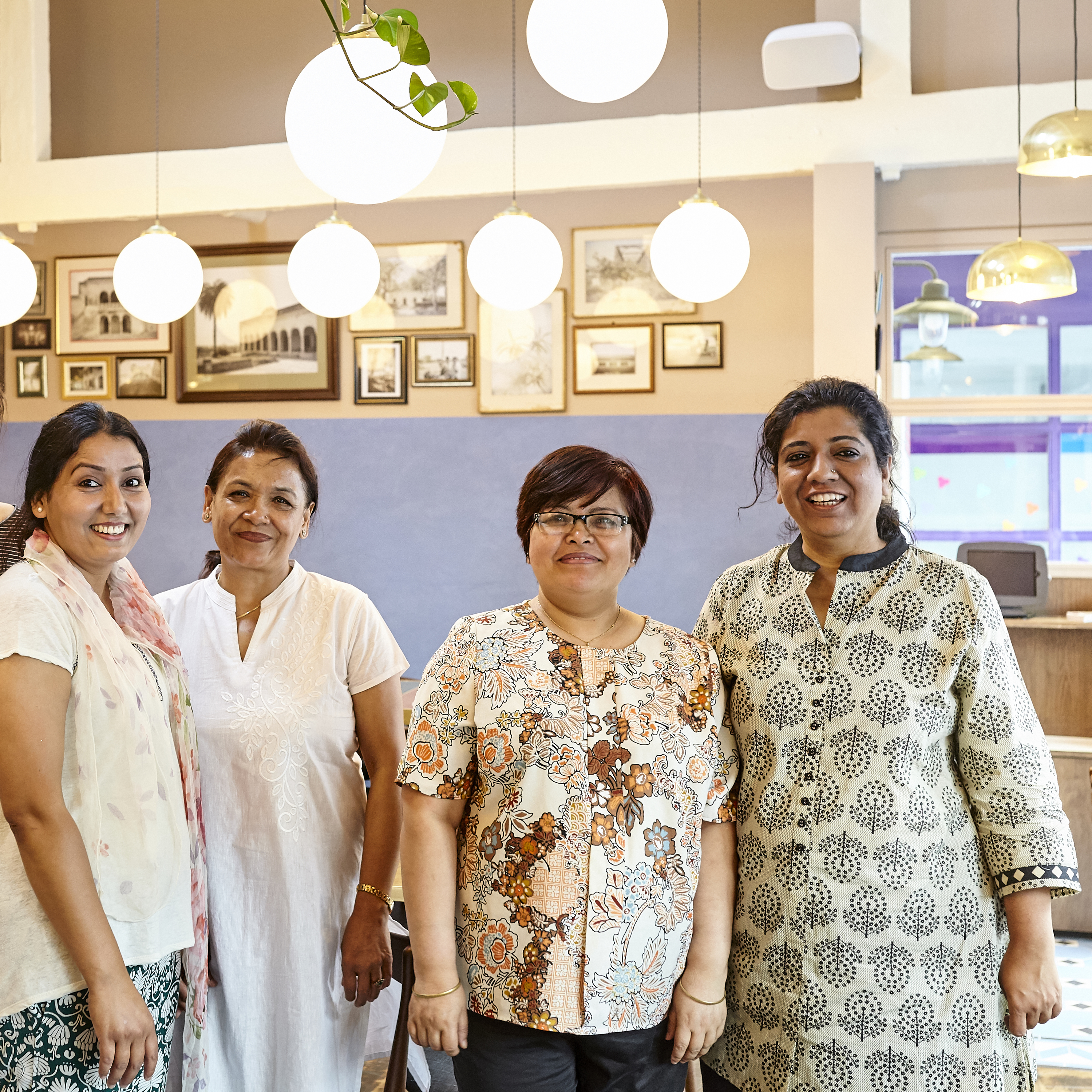 Resy: The Women of Food Dinner Series