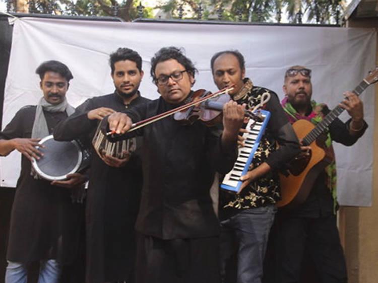 Deepak Pandit y Ragga Fusion