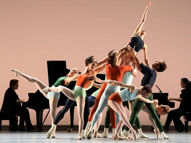Houston Ballet: Reflections