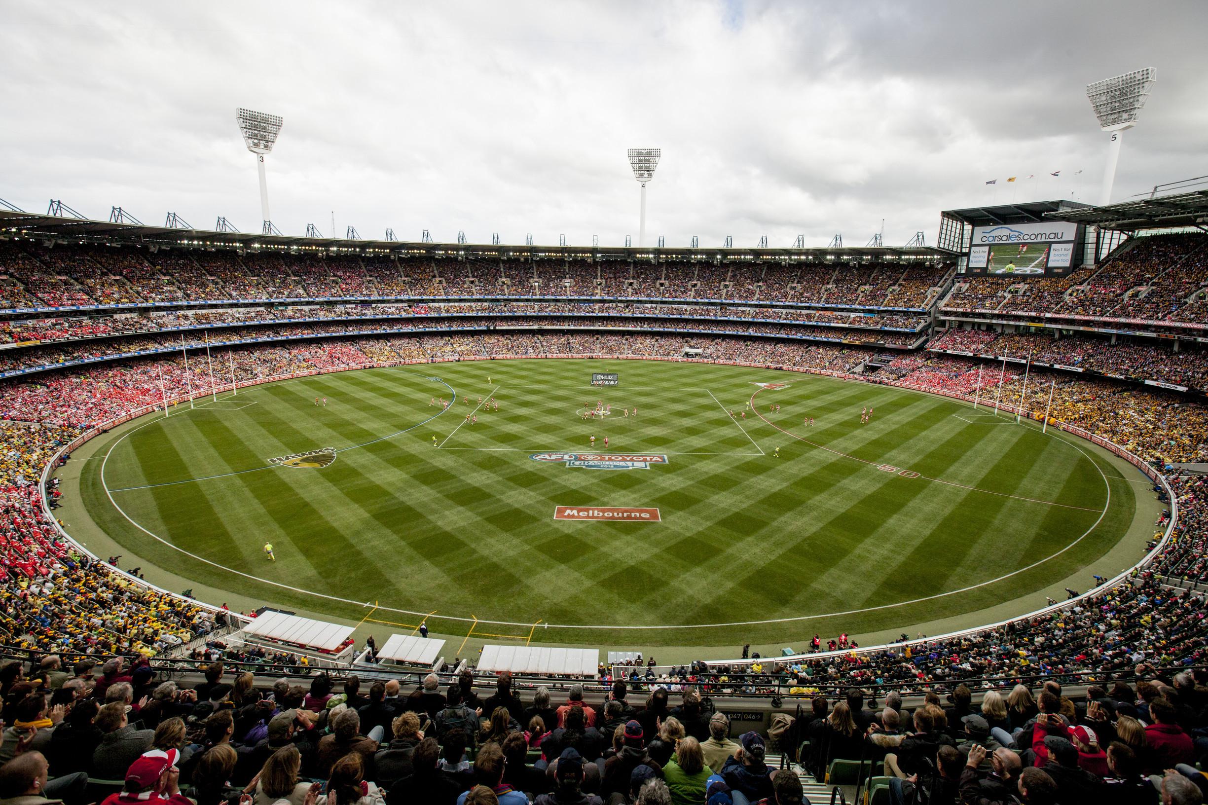 Melbourne Cricket Ground MCG