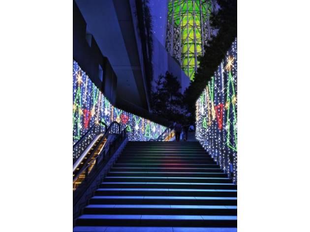 東京スカイツリータウン ドリームクリスマス