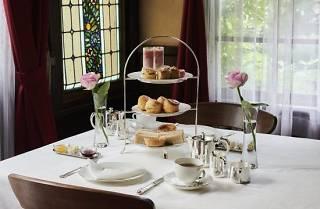British Afternoon Tea with Bridge