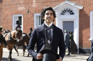 David Copperfield (Photograph: Supplied)