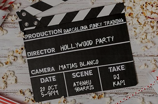 Funky Training: Hollywood Party