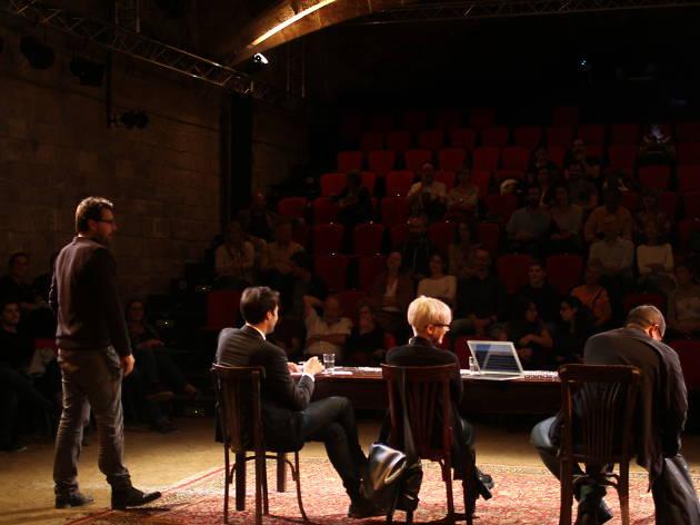 Escenes de filosofia i teatre