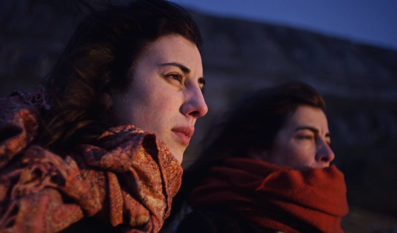 Pantalla Barcelona: Con el viento