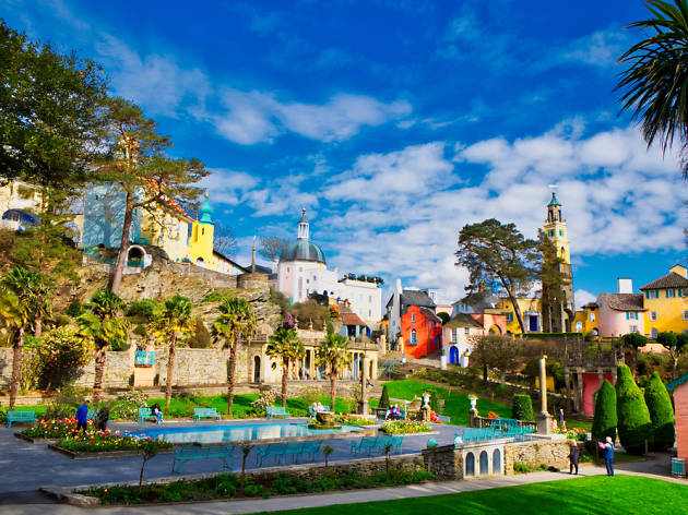 Image result for portmeirion