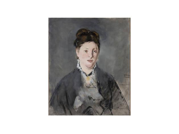 Édouard Manet, Madame Manet, ca. 1876