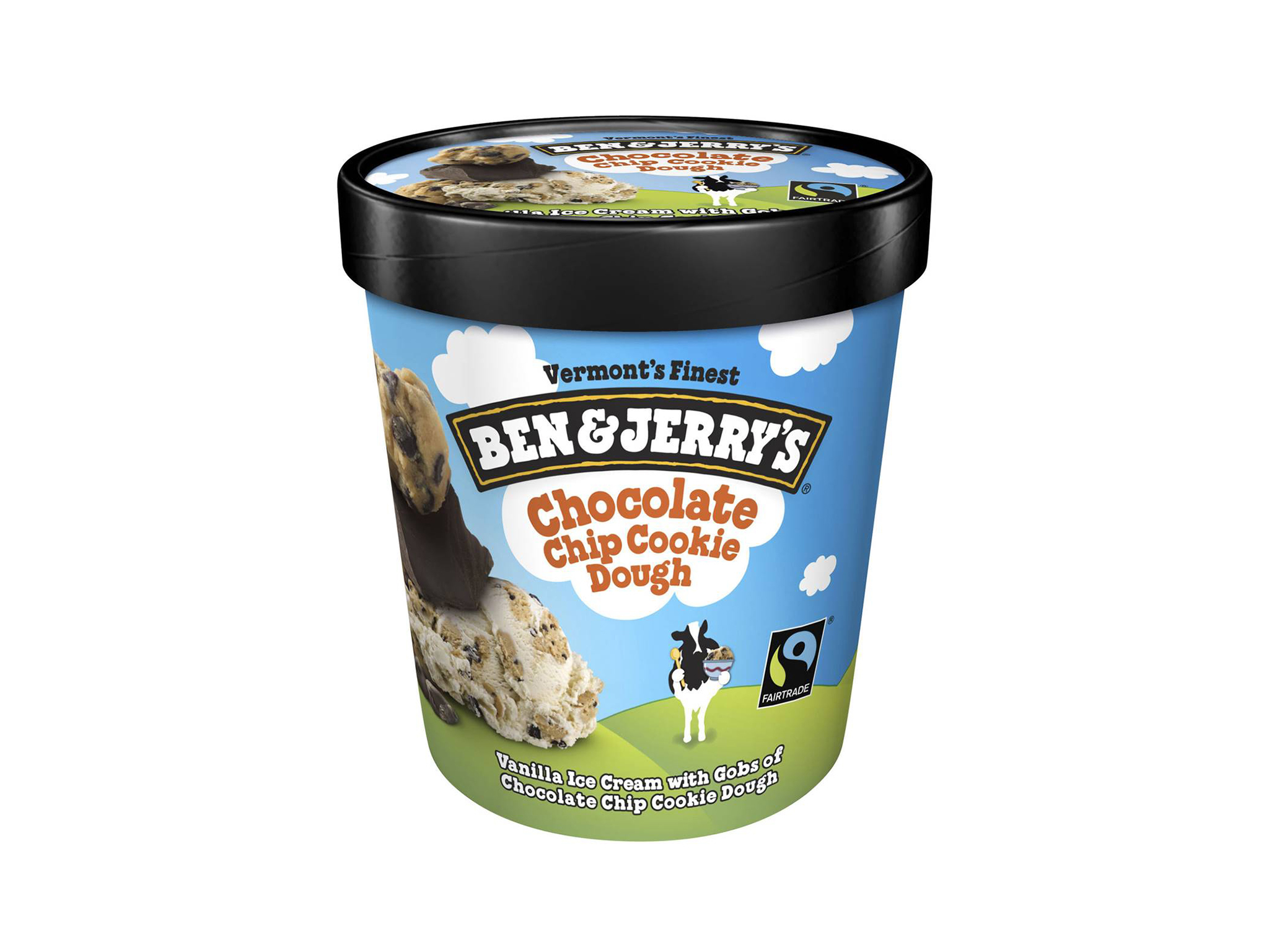 Ben & Jerry's Cookie Dough Switch Up