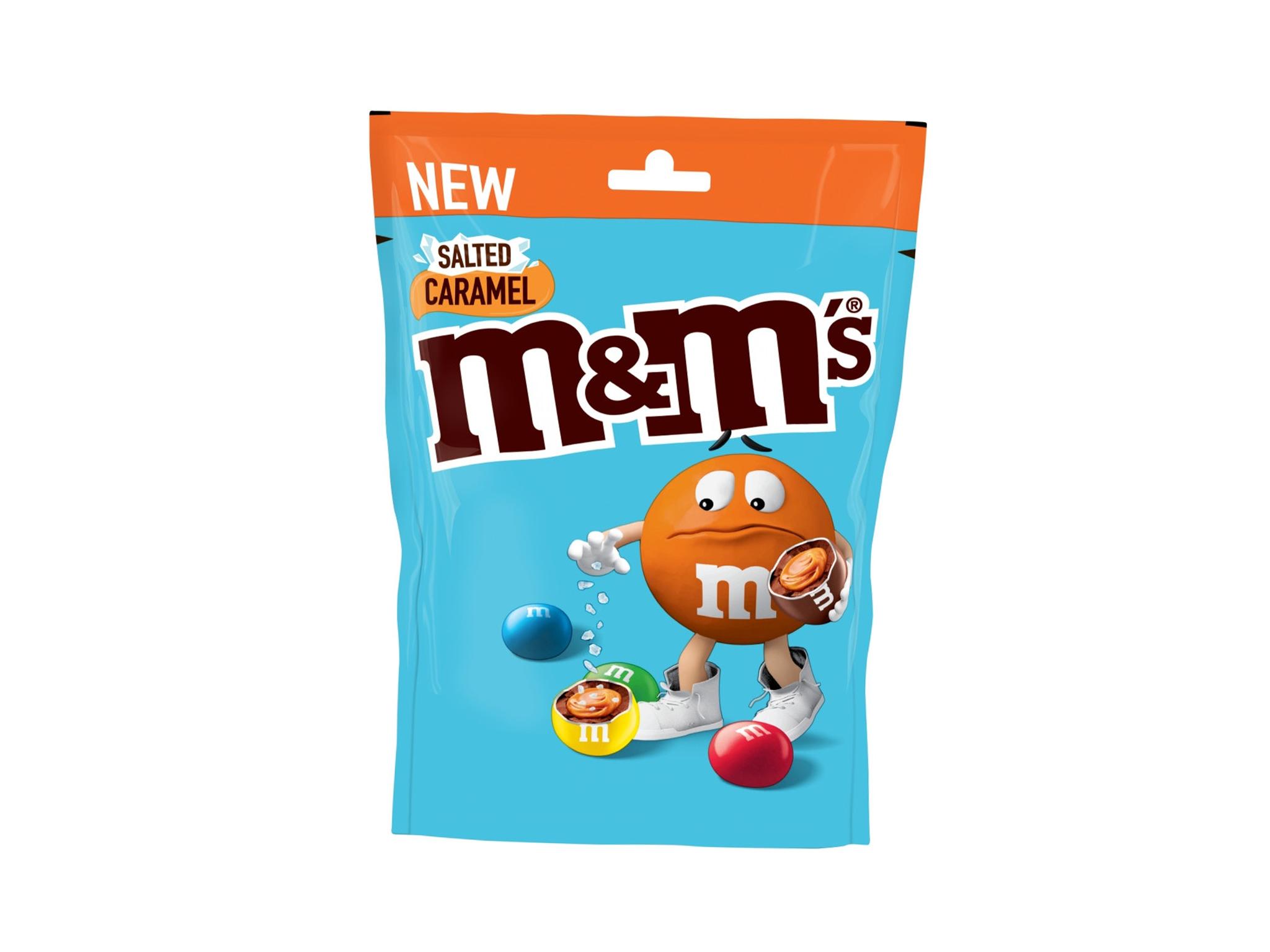 M&M Salted Caramel