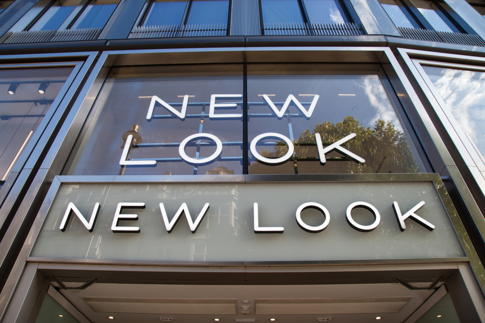 New Look store London