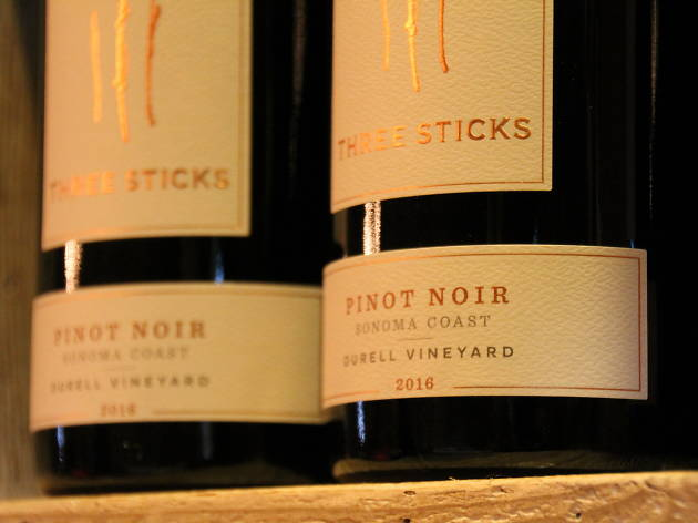 Three Sticks Wines