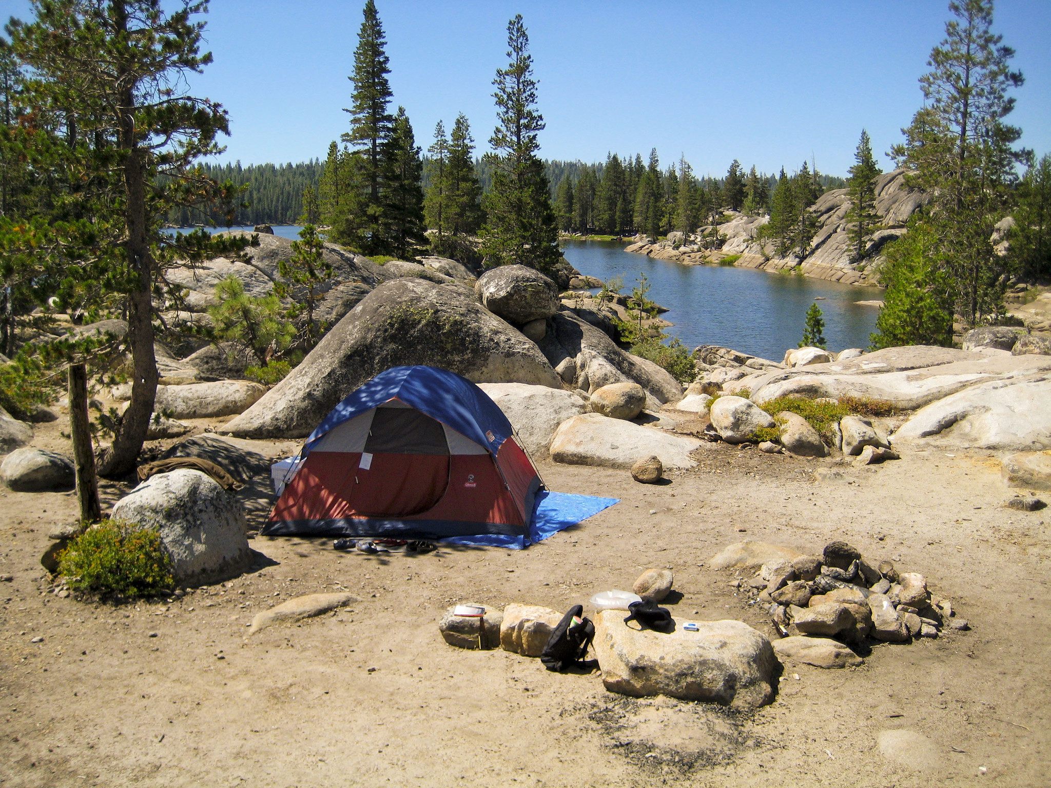 The best camping in California from the Pacific Coast to the Sierra Nevadas