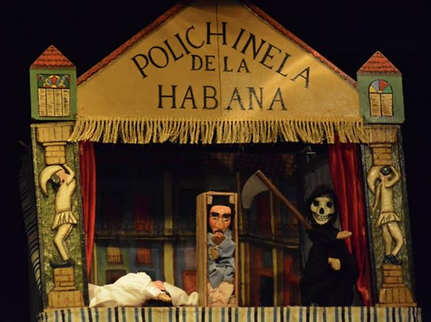Las descabelladas historias de Polichinela en La Habana