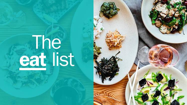 NAPA EAT LIST 2019