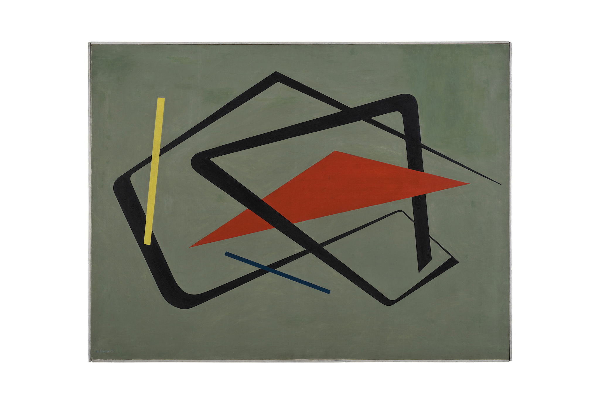 María Freire, Untitled, 1954
