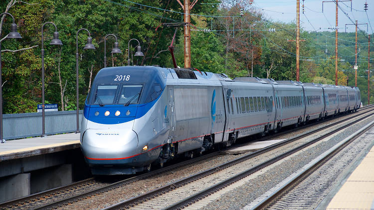 Amtrak is currently offering two-for-one train tickets