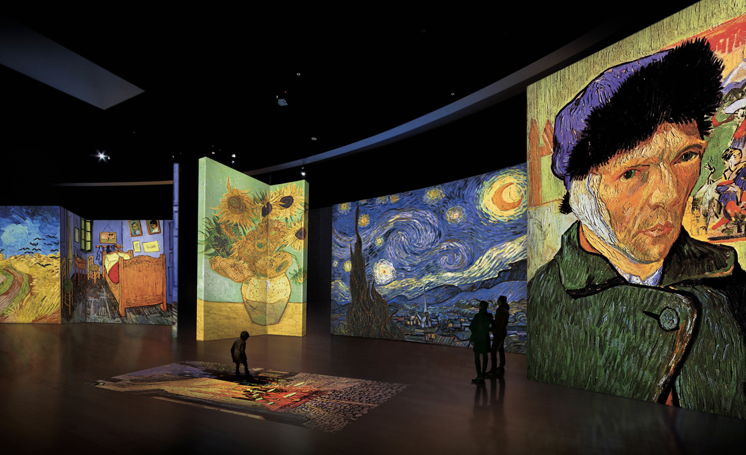 MUY PRONTO: Van Gogh Alive – The Experience