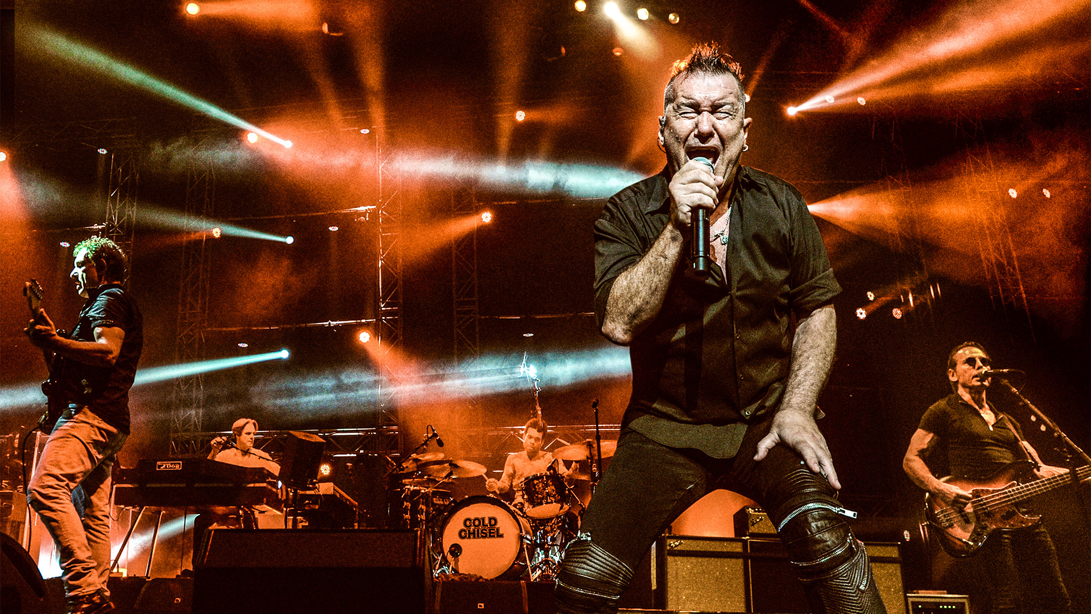 Cold Chisel 2019 supplied