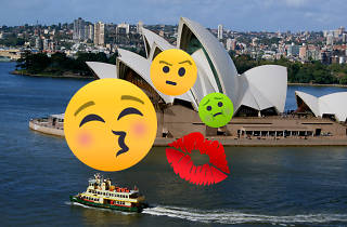 Don't get caught kissing at these Sydney hotspots