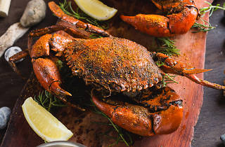 Crab and Claw