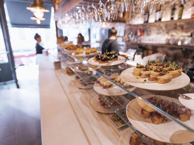 Sagardi: abriu uma meca da cozinha basca na Ribeira