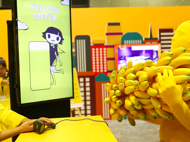Yellow, yellow, lucky fellow: stand a chance to win big at Scoot's Yellow Converter