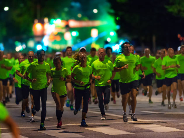 Tel Aviv Night Run 2019