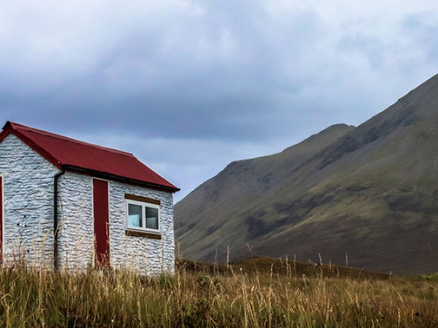 A Scottish bothy has travelled down to London – and you can drink and dine inside