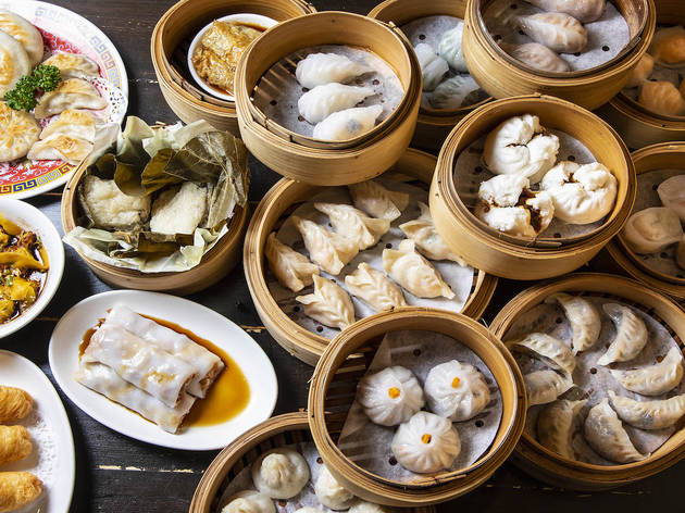 47% off bottomless dim sum and a glass of bubbly at Leong's Legend