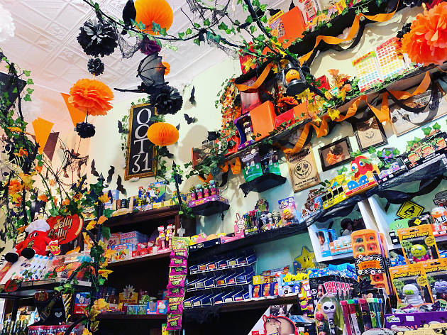 Eugene J. Candy Co. offers handmade Halloween candies and other treats