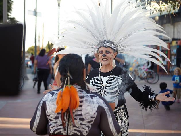 Self Help Graphics & Art Día de los Muertos Celebration