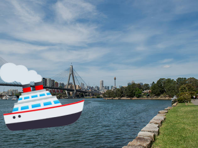 Sydney's first on-demand ferry service is launching between Glebe and Barangaroo this month