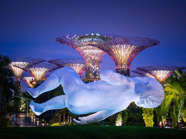 The most iconic public sculptures in Singapore