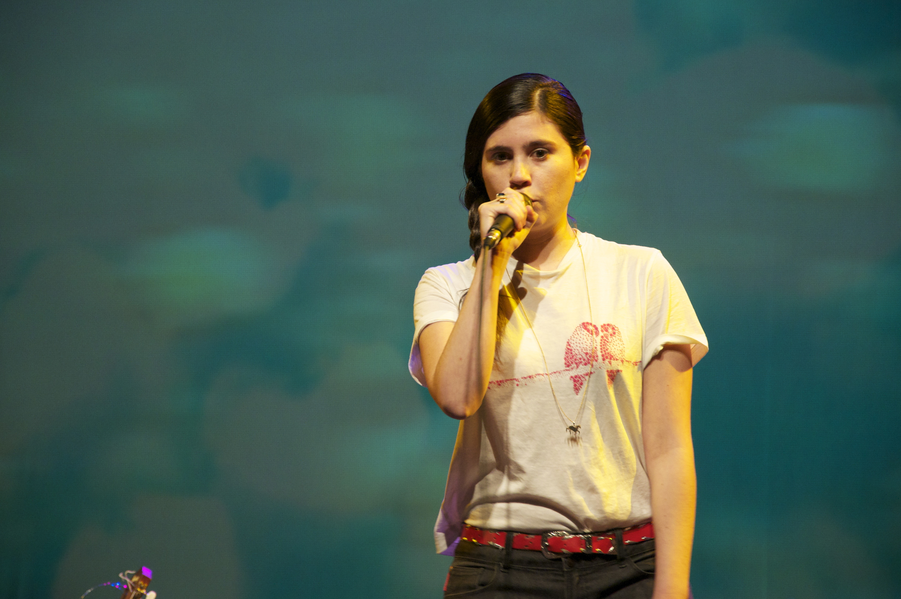 Javiera Mena + Second
