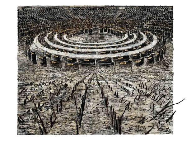 Anselm Kiefer review