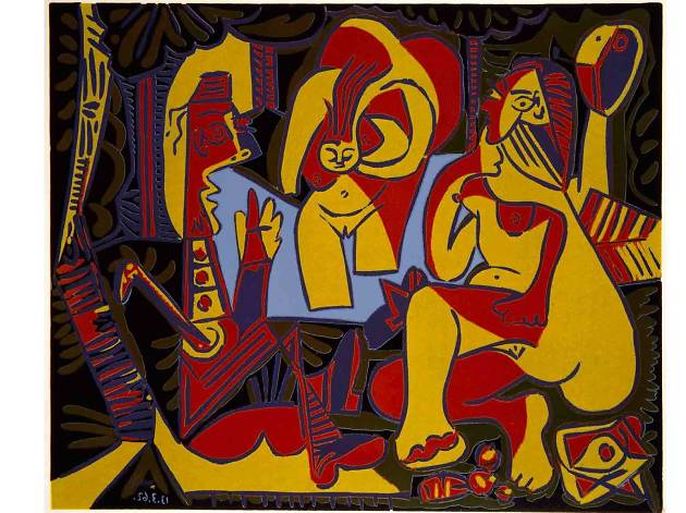 Picasso review: Not another effing Pablo show