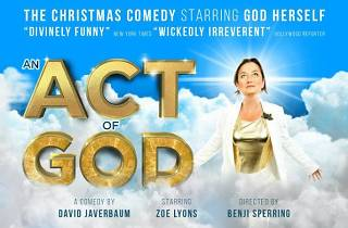 'An Act of God' at The Vaults