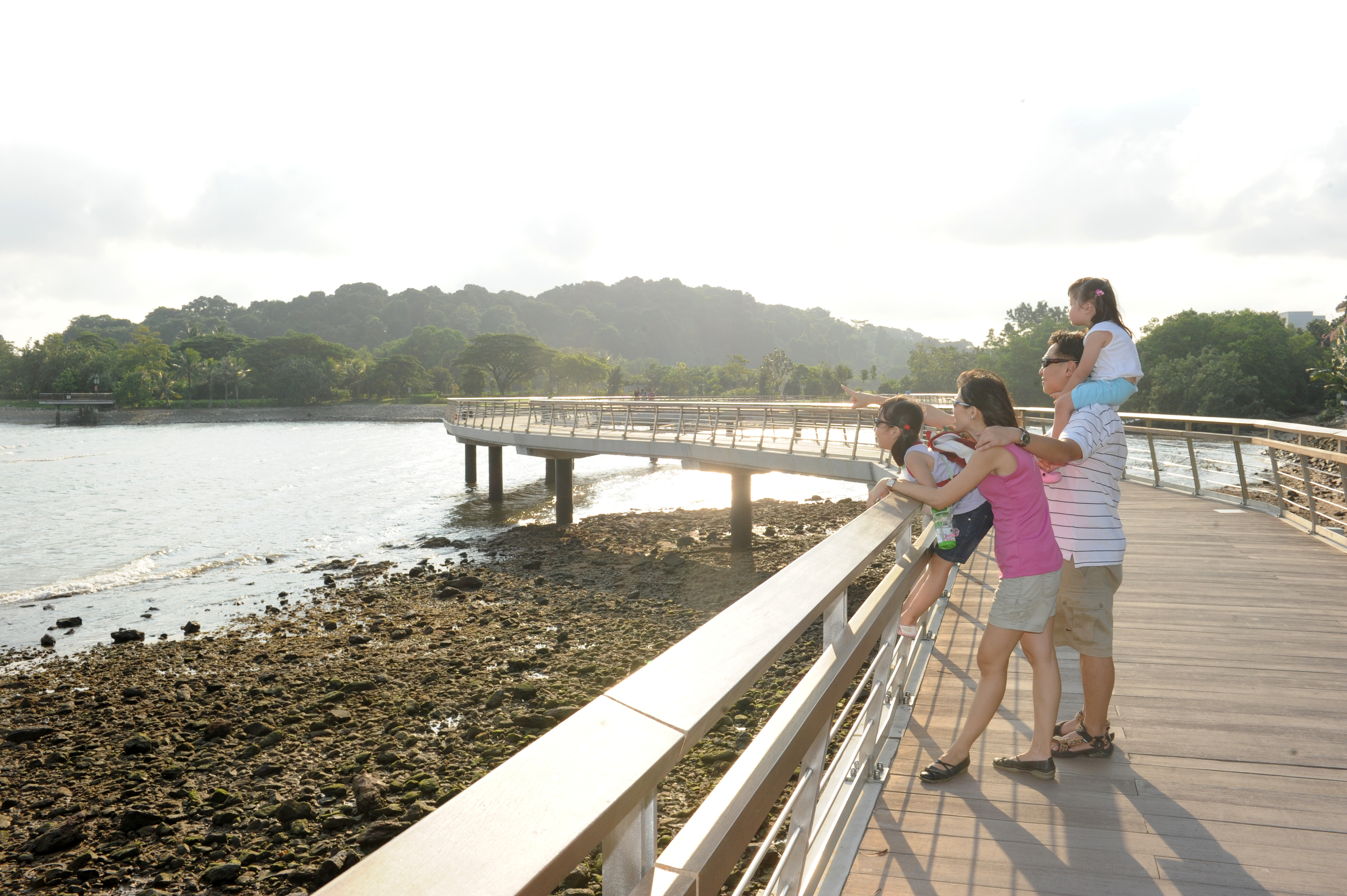 The best coastal trails in Singapore