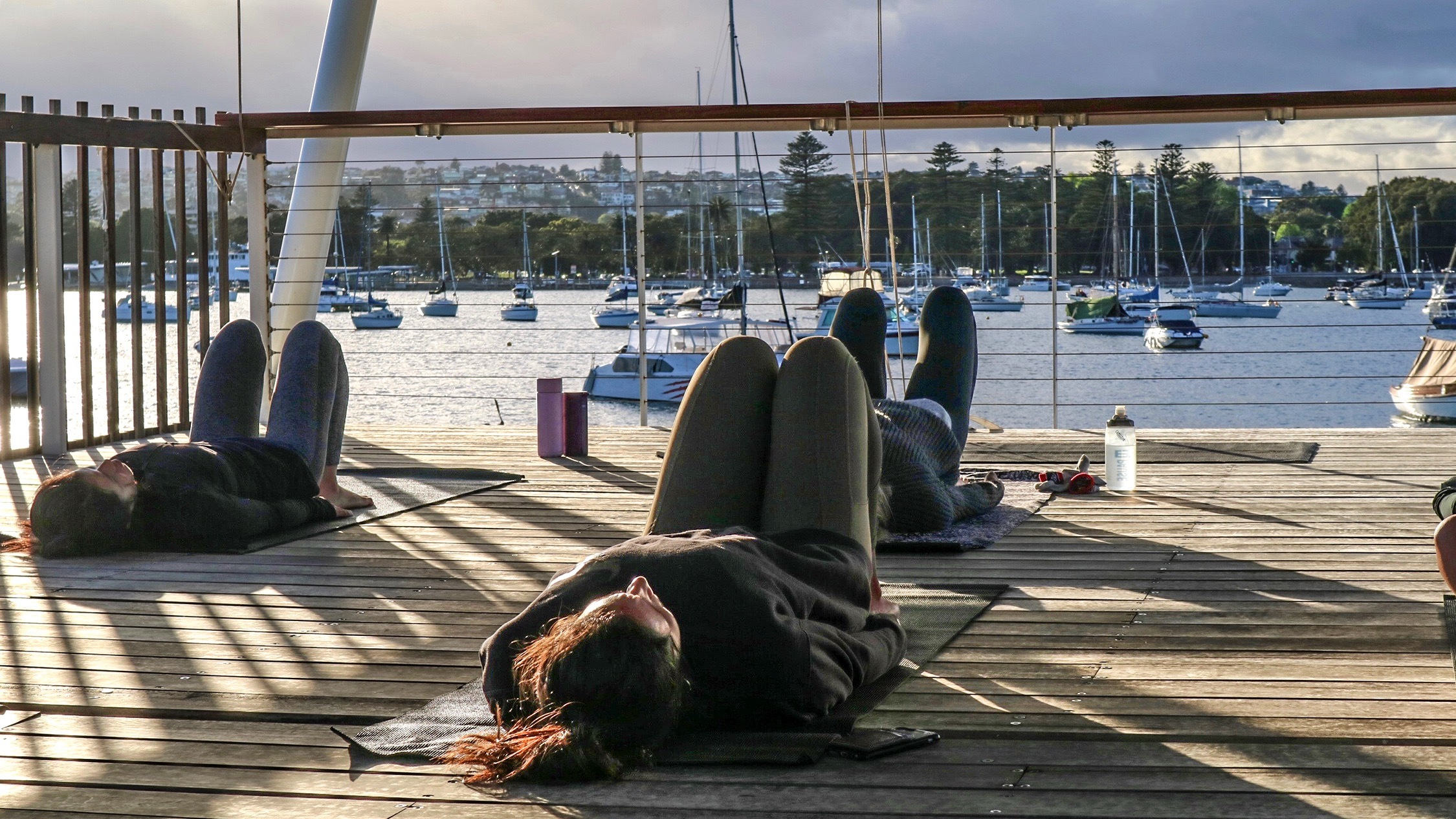 Sydney Harbour Yoga: Sunrise & Sunset Flow