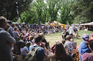 The Village Festival Edinburgh Gardens