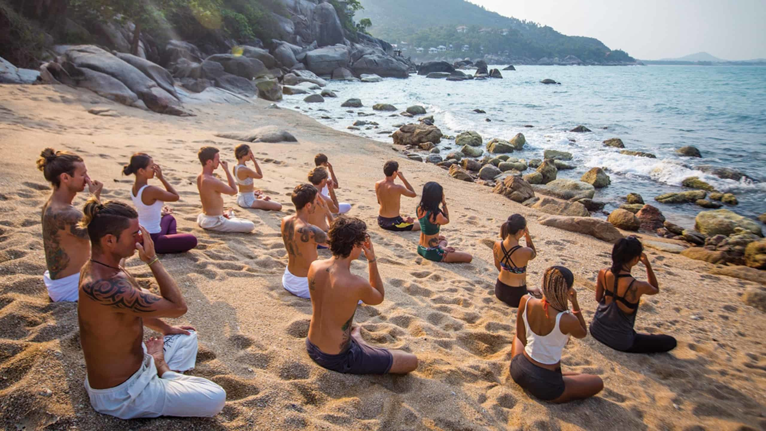 The best yoga retreats in Asia to visit from Singapore